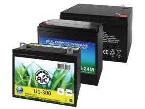 replacement battery grouping